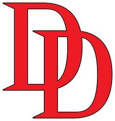 Daredevil DD Logo