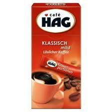 Kaffee Hag Sticks
