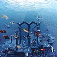 Amantes no Fundo do Mar