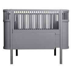 Sebra Kili Bed Baby & Junior - Grijs