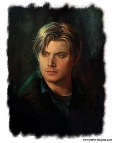 A shaggy Dean is a great Dean. http://www.petite-madame.com/gallery/fanart/untitled-dean-winchester-portrait.html
