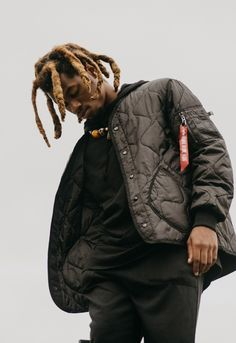 After recently unveiling their FW16 styles, Alpha Industries has tapped 2016 XXL Freshman Class member Denzel Curry to star in their latest campaign.