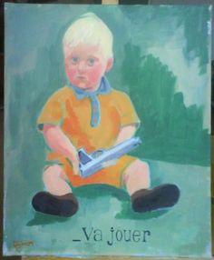 VA JOUER Blog, Painting, Art, Art Background, Painting Art, Kunst, Gcse Art, Paintings, Painted Canvas