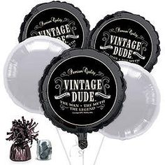 Vintage Dude Party Ideas, Supplies and Decorations   WholesalePartySupplies.com