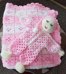 Der Neuen: How to crochet cute (example), - Best Stricken Baby Afghan Crochet, Baby Girl Crochet, Afghan Crochet Patterns, Crochet For Kids, Free Crochet, Knit Crochet, Crochet Gifts, Crochet Dolls, Baby Knitting