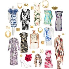 Floral dress for SD by ketutar on Polyvore featuring Burberry, Emilio Pucci, Preen, Haute Hippie, Vivienne Westwood Gold Label, Diane Von Furstenberg, Just Cavalli, Alberta Ferretti, Warehouse and Missguided