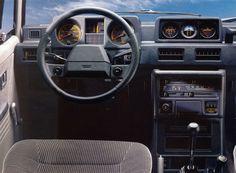 1986 Mitsubishi Pajero.