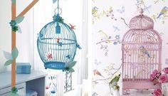 decoração com gaiolas - Pesquisa Google
