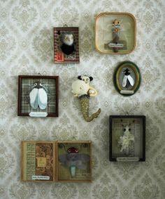 Meine kleine Galerie...