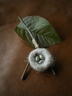 bird's nest pin   Flickr - Photo Sharing!