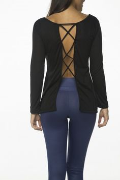 Open Back Top (Free shipping when you purchase this! Use code BeNewBeUp at check out)