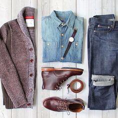 Outfit grid - Wardrobe essentials