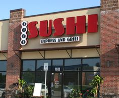 In MOORE, OKLAHOMA.  The BEST sushi I've had in town.