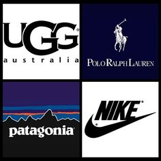 Just a few of the popular brands found on www.Slippers.com  #Slippers #Ugg #Nike #Patagonia #RalphLauren