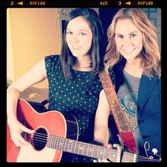 Meiko and Keltie. See more here: http://insdr.co/ILG5Zi