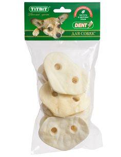 Лакомство для собак Титбит пятачок диетический XL мягкая упаковка