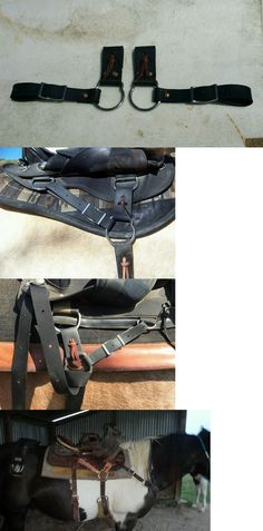 Cinches 47299: Drop Y Rig Centerfire Black Leather Quick Converter (Center Fire) -> BUY IT NOW ONLY: $55 on eBay!
