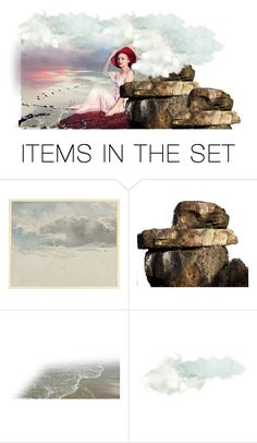 """""""The Tide"""" by jbeb ❤ liked on Polyvore featuring art"""