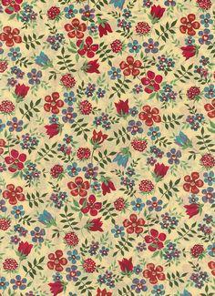 Liberty of London fabric tana lawn Edenham by MissElany on Etsy, $4.25