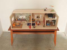 Trula: Handmade Dollhouse
