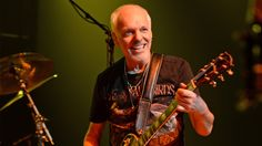 """Happy Birthday Peter Frampton 67 Rock guitarist who used a Talkbox on """"Do You Feel Like We Do"""" and was associated with the bands Humble Pie and The Herd. Before Fame: He taught himself to play the guitar and piano after becoming interested in music when he was seven years old. He sang songs like """"Baby, I Love Your Way,"""" """"Breaking All The Rules,"""" and """"Show Me the Way."""" #peterframpton #birthday gritgrubgrind.com"""