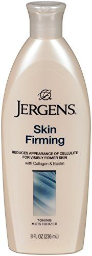 Jergens Skin Firming Lotion, 8 Ounce (Pack of 2)