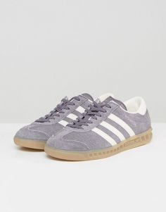 online retailer 5b2bb 8cb85 adidas Hamburg Sneakers - Gray Online Shopping Clothes, Asos Online Shopping,  Latest Fashion Clothes