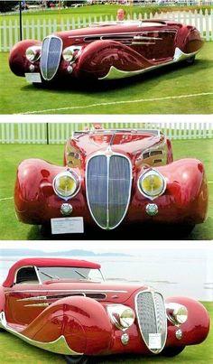 Bugatti, Art Deco Car, Automobile, Bmw Autos, Auto Retro, Weird Cars, Cabriolet, Unique Cars, Sexy Cars