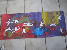 IMG_2094 Keith Haring, Collage, Art Moderne, Activities, Moment, Creative, Painting, Paint, Barcelona