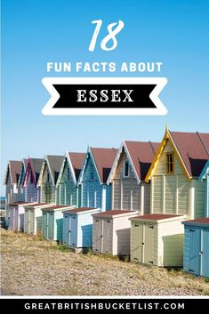 Did you know Colchester is the oldest recorded town in Britain? No? Then here are 18 other fun facts about Essex that will surprise you! #Essex #EssexFacts #FactsAboutEssex #FunFactsAboutEssex #EssexTrivia #England #GreatBritain #GreatBritishBucketList Dublin Travel, Ireland Travel, Travel Ideas, Travel Inspiration, Travel Tips, Beautiful Places To Travel, Best Places To Travel, Travel Couple, Family Travel