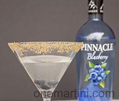 blueberry pie martini recipe