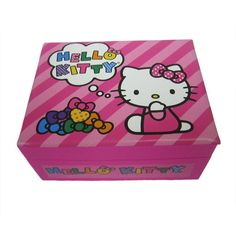 Hello Kitty Small Jewelry Box