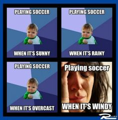 If you play then you understand the struggle