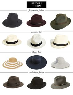 Best Of The Web: Hats