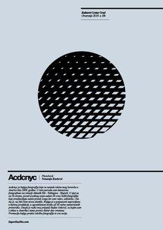 Acdcnyc exhibition poster by FuckNewRave, via Flickr