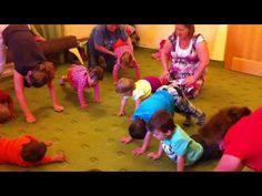 Malý muzikant - vítací rituál v hodině (pozdrav slunci) - YouTube