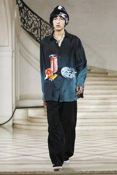 Etudes Menswear Fall Winter 2017 Paris