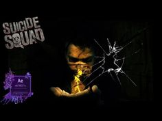 Suicide Squad - Diablo Dancing Fire After Effects Tutorial - YouTube