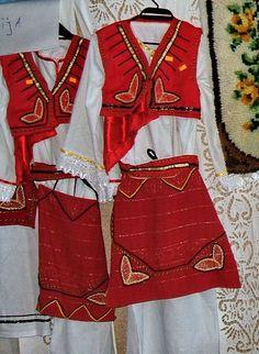 Kostume popullore  Kosovo