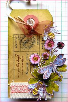 Jean Hardy: Crafty Individuals Blog: TAGS GALORE..... - 6/12/14