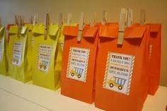 construction kids party theme - Google Search