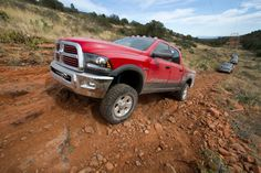 Photo: Rise to the occasion, and lead with power. #PowerWagon #RamLife