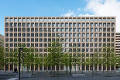 City of Justice, Barcelona, Spain. David Chipperfield. » Lindman Photography