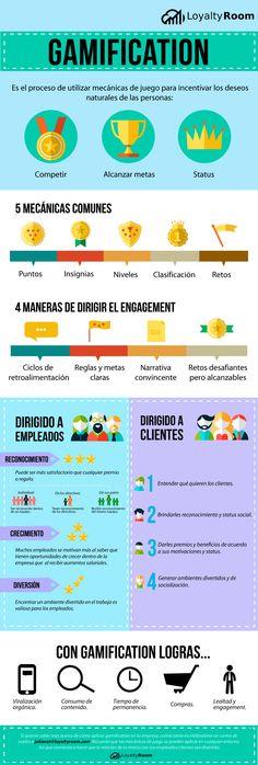 #Infografia #CommunityManager 6 claves para gamificar de manera exitosa. #TAVnews