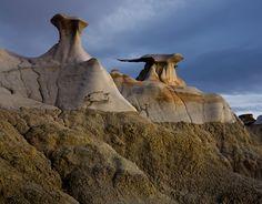 Bisti Badlands by Cecil  Whitt, via 500px