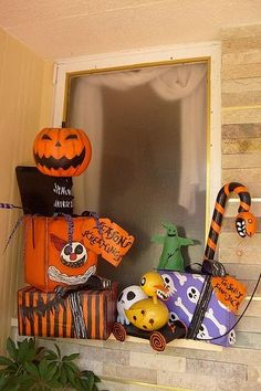 Halloween - The Nightmare Before Christmas by ophelia