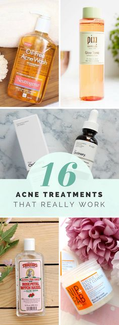 Acne Treatment from the drugstore - best acne cleansers, best acne moisturizers, best acne spot treatment products, how to deal with acne and get rid of acne on a budget.