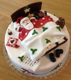 Christmas cake! <3