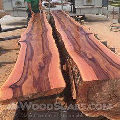 Australian Beefwood wood slab