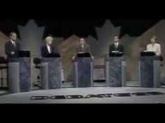 1993 Canadian Federal Election Debate